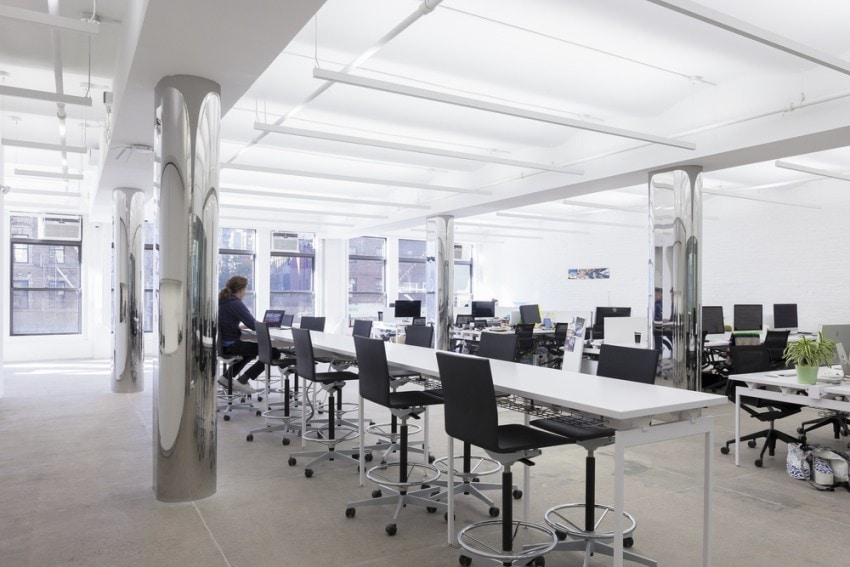 New Inc is a curated coworking space for people working in the areas of art, technology, and design