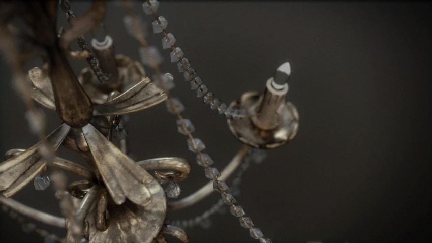 Chandelier prop