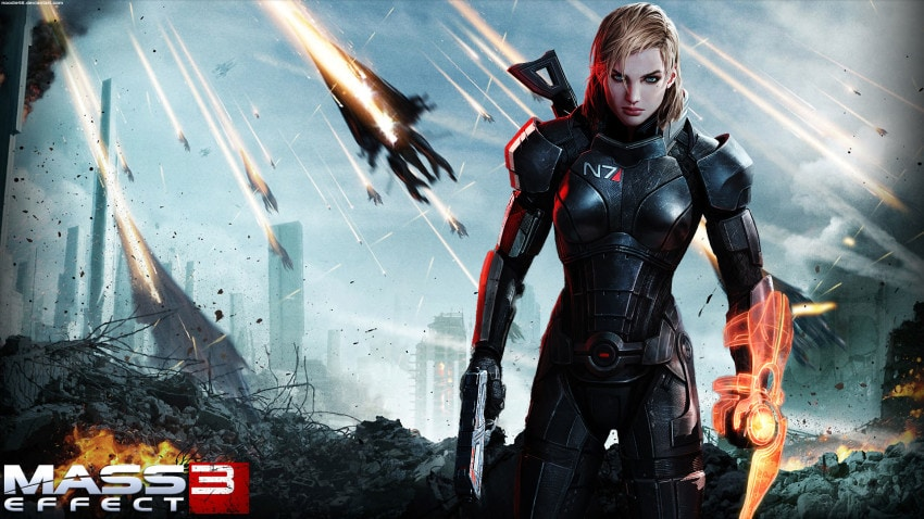 Many fans were upset over the ending of the Mass Effect trilogy